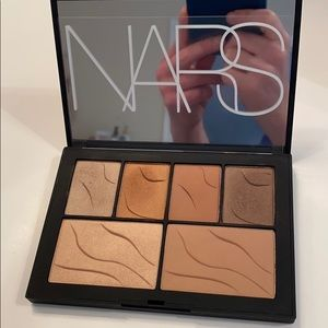 Authentic NARS summer lights palate